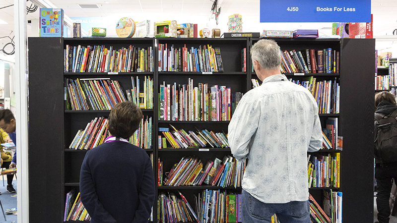 London, UK. 13 April 2016. The 2016 London Book Fair takes place at Olympia Exhibition Centre. The London Book Fair, London, UK London UK 13 April 2016 The 2016 London Book Fair Takes Place AT Olympia Exhibition Centre The London Book Fair London UK